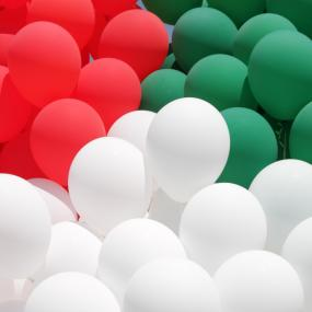 Palloncino in lattice disponibile in diversi colori personalizzato con...