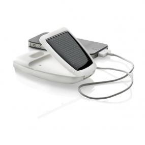 Ricaricatore solare multifunzione con batteria 2600 mAh ricaricabile a...