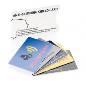 Protezione delle tue card 24 ore al giorno, 7 giorni su 7. Crea uno sc...