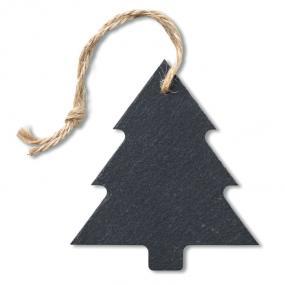 Decorazione da appendere a forma di albero di Natale.