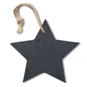 Decorazione da appendere a forma di stella