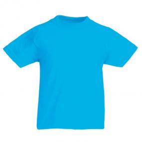 T- shirt a maniche corte da 166 g/m2 (bianco: 150 g/m2)...