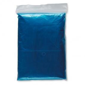 Poncho ripiegabile in plastica con cappuccio. Confezion...