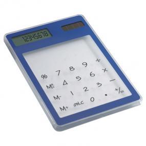 Calcolatrice 8 cifre da scrivania touchscreen ad alimen...