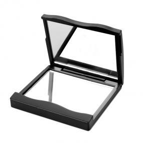 Doppio specchietto rettangolare in confezione richiudib...