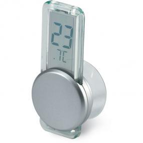 Termometro digitale da tavolo con display LCD con vento...