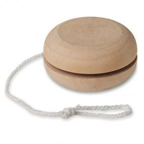 Yo-yo in legno.