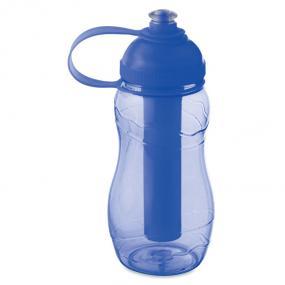 Bottiglia da 400 ml con stick refrigerante. In AS.