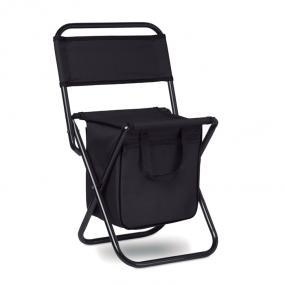 Sedia pieghevole da esterno in poliestere 600D, con bor...