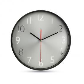 Orologio analogico da parete con vetro e quadrante con ...