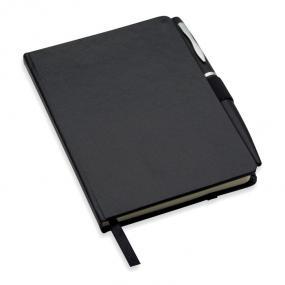 Notebook A6 con copertina rigida, 72 pagine a righe , e...