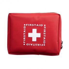 Set pronto soccorso composto da: coperta di emergenza, ...