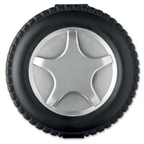 Set attrezzi 25 pezzi in confezione a forma di ruota. 1...