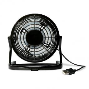 Ventilatore con cavo USB in ABS, con pulsante di on/off...