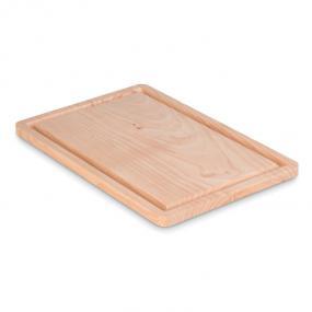 Tagliere rettangolare grande. In legno