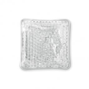 Cuscinetto in PVC trasparente con gel colorato per effe...
