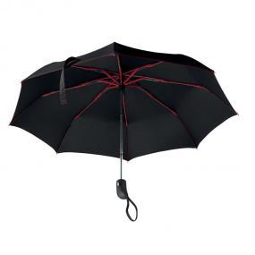 Ombrello pieghevole automatico da 21 inch in 190T. Stru...
