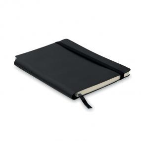 Notebook A5 con cover in PU morbido. 80 pagine a righe ...