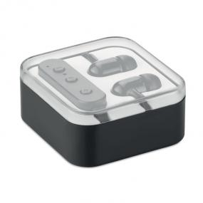 Auricolare bluetooth 4.2 con microfono integrato, con c...