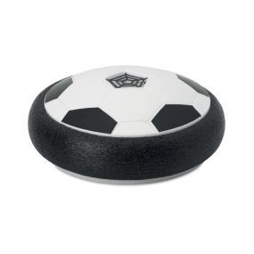 Hover ball in PP con protezione in gomma e luce LED. Ut...