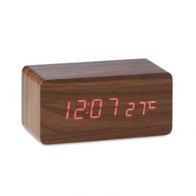 Sveglia da tavolo con indicazione della temperatura e f...