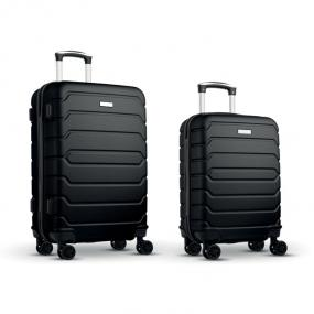"""Set 2 trolley da 24"""" e 20"""" con ruote rigide. In ABS...."