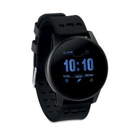 Smart watch sportivo Blutooth 4.2 con cinturino in sili...