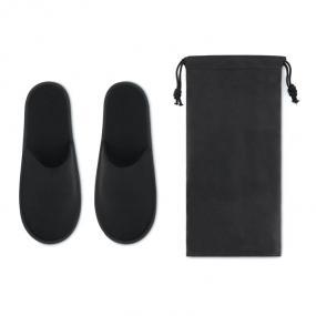 Ciabatte in pouch (1 paio) confezionate in pouch in non...