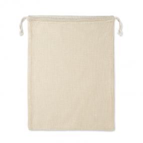 Rete in cotone riutilizzabile. Un lato in cotone da 140...