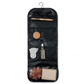 Porta accessori da viaggio in poliestere 600D e 300D. C...