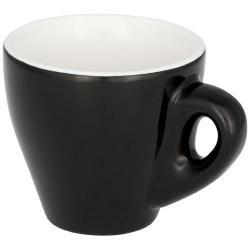 Tazza per caffè espresso in ceramica con finiture colo...