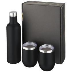 Set regalo con borraccia termica sottovuoto in rame da ...