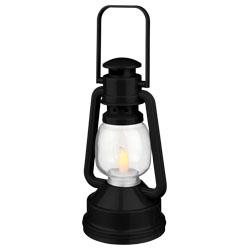 Lanterna con luce LED portatile o da tavolo. Interrutto...