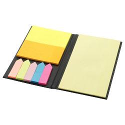 Set di foglietti adesivi di tre misure (piccoli, medi, ...