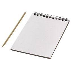 Prendi appunti e rivela il colore dei fogli. Personaliz...