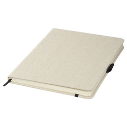 Anello elastico per penna. 80 fogli (70g/m2), fogli a r...