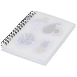 Include 60 fogli di dimensioni A6 in carta bianca. 20 n...