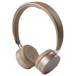 Queste cuffie wireless di metallo dal design esclusivo,...