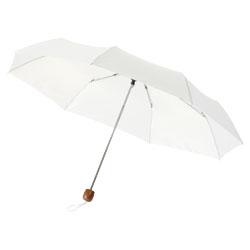 "Ombrello da 21,5"" con telaio e stecche in metallo e man..."