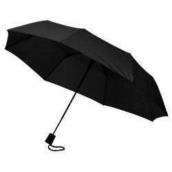"""Ombrello 21"""" con telaio in metallo, stecche in vetrores..."""