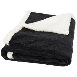 La coperta plaid melange Field & Co.® è caratterizzat...