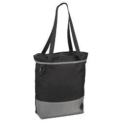 Piccole tasche sulla base della borsa per contenere pic...