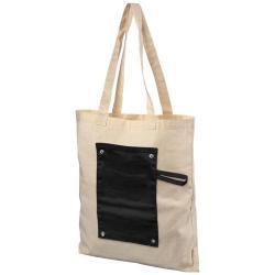 La borsa si piega facilmente e può essere riposta in u...