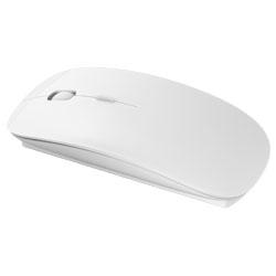 Mouse ottico brillante con ricevitore USB per connessio...