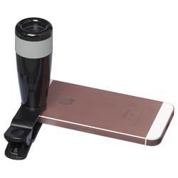 Trasforma la fotocamera del tuo smartphone in un telesc...