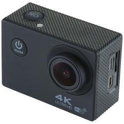 La fotocamera sportiva Wifi 4K è dotata di obiettivo 4...