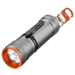 La lanterna può essere appoggiata su una superficie op...