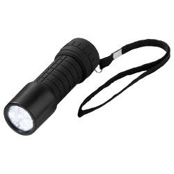 Include 9 luci a LED molto luminose (circa 30 lumen). P...