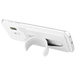 Il portafoglio in silicone con supporto è sottile e pu...