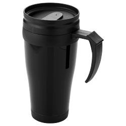 Capacità massima 400 ml. Plastica PP.